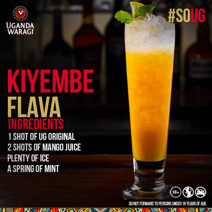 Kiyembe Flavour
