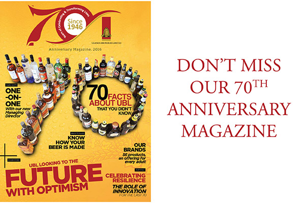 70th Anniversary MAGAZINE