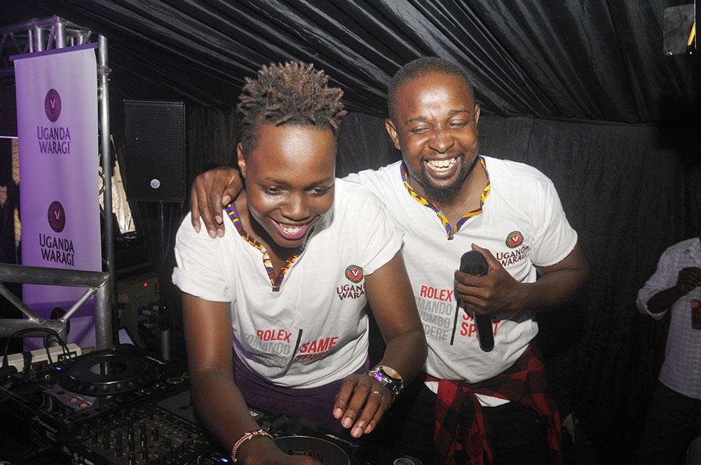 Uganda Waragi in countrywide dj campaign