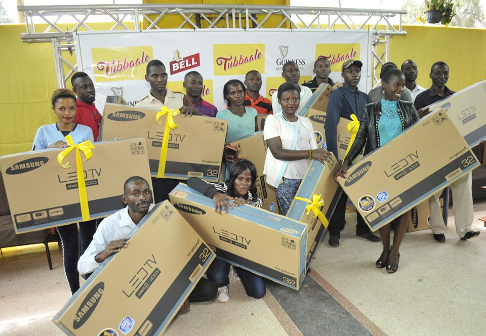 Customers win big in UBL