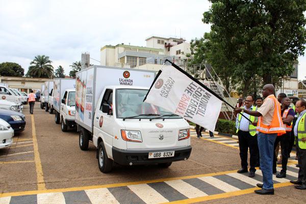 Uganda Breweries invests Over 3 Billion in new trucks