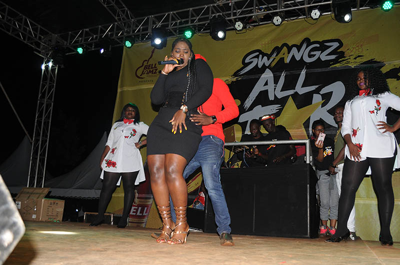 Bell Jamz presents the Swangz All Star Tour Mbale edition