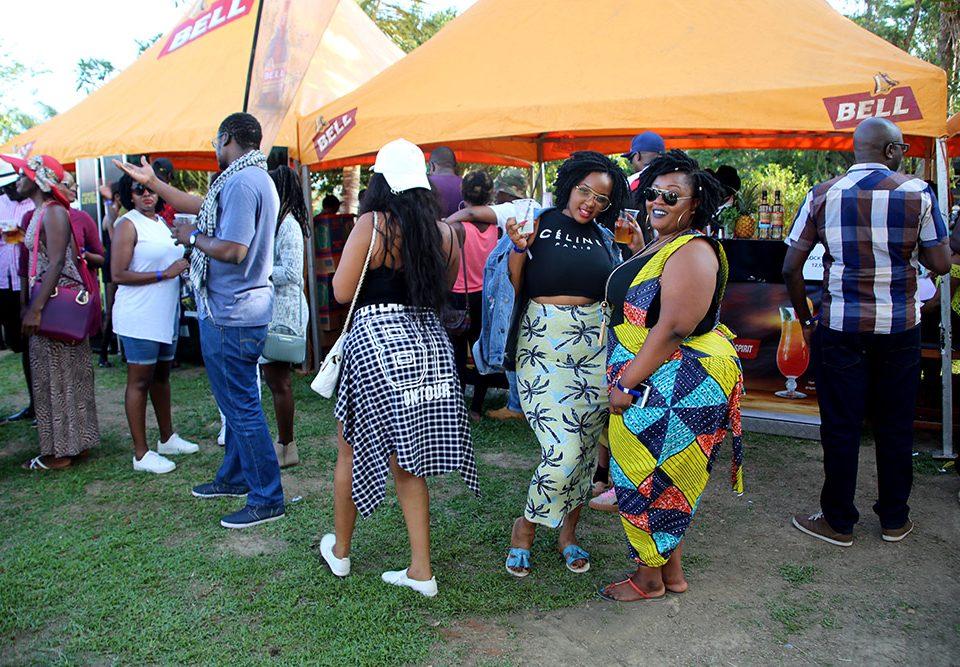 Reggae Vibes Excite Revelers at Roast & Rhyme