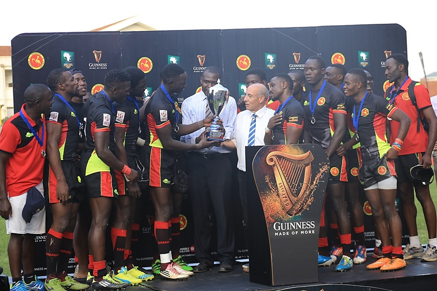 The Guinness sponsored Rugby