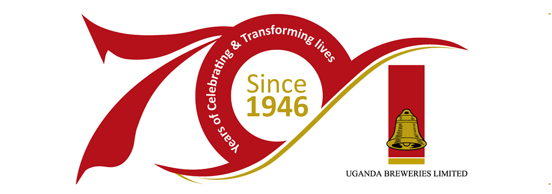 UBL 70 Years Logo
