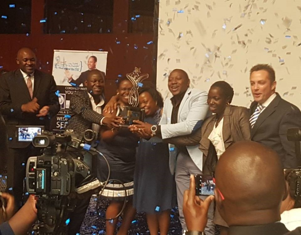 Uganda Breweries Limited Scoops Employer of year Award
