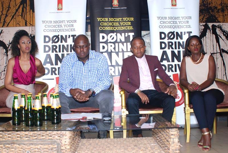 Uganda Breweries Names Responsible Drinking Ambassadors