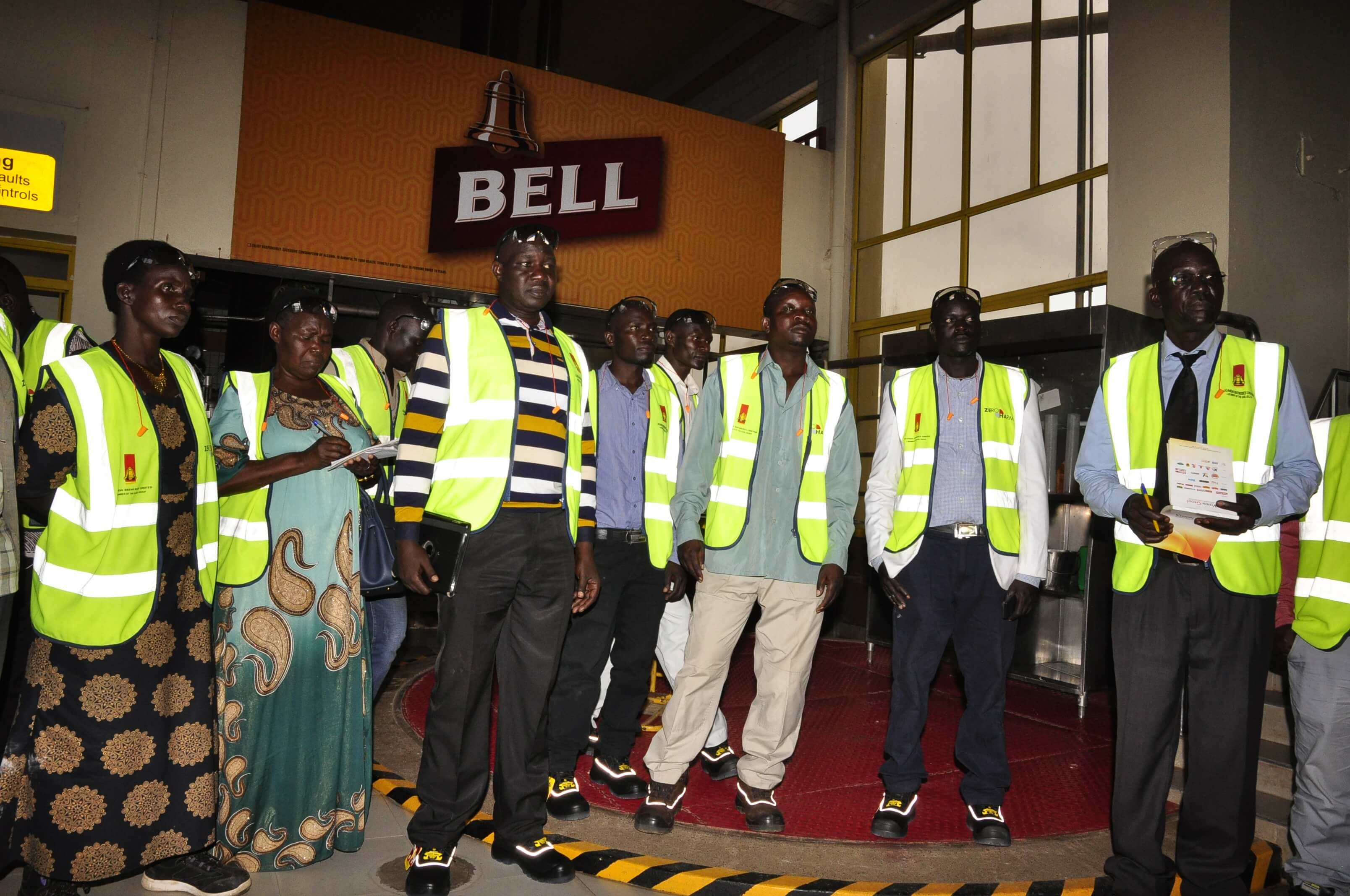 UBL Hosts farmers from Eastern and Northern Uganda