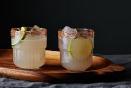 Mid Winter Margarita5