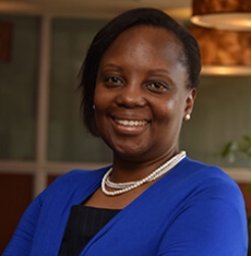 Catherine Njonjo,Human Resources Manager