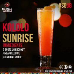 Kololo Sunrise