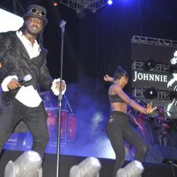 Bebe Cool performs
