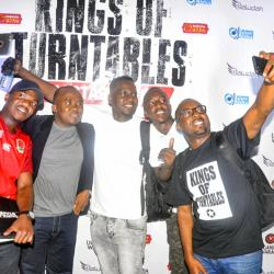 DJs dazzle at Kings of Turntables