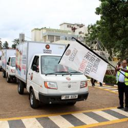 Uganda Breweries invests Over 3 Billion in new trucks