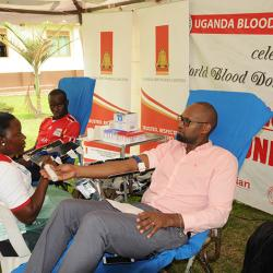 UBL Collects over 400 units of Blood in donation drive