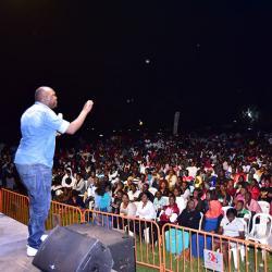 Ribs crack at Uganda Waragi