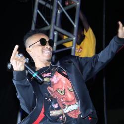 Tekno Mr Eazi concert
