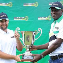 Tusker Malt Uganda Pros Golf Open