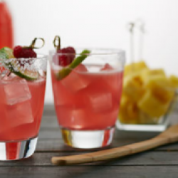 Dj Blood Orange Jalapeno Margarita